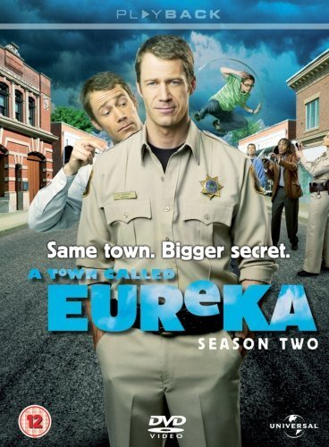A Town Called Eureka Season  2 (UK) -- via Amazon Partnerprogramm