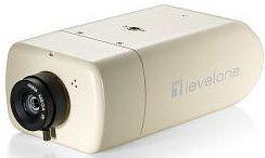 Level One Security-Center FCS-1131, 2.0 Megapixel Netzwerkkamera, Tag/Nacht