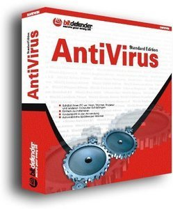 Softwin BitDefender AntiVirus Standard Edition 7.2 (PC)