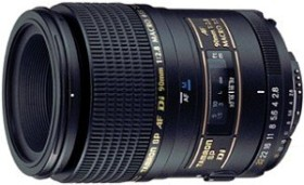Tamron SP AF 90mm 2.8 Di Makro 1:1 für Pentax K schwarz (272EP)