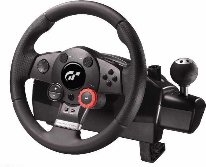 Logitech Driving Force GT (PC/PS3/PS2) (941-000021)