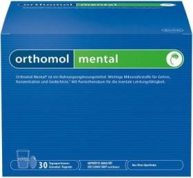 Orthomol Wirkung