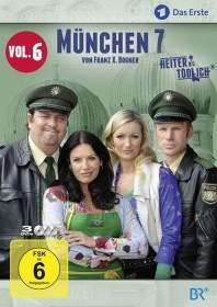 München 7 Staffel 7 (DVD)