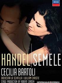 Cecilia Bartoli - Semele (DVD)