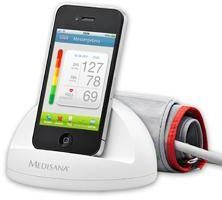 Medisana iHealth blood pressure meter (52300) for iPod/iPhone/iPad
