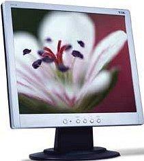 """Acer Value Line AL1715s, 12ms silber, 17"""", 1280x1024, analog (ET.L1307.161/ET.L170A.275)"""