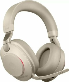 Jabra Evolve2 85 - USB-A UC Stereo with Charging Stand beige (28599-989-988)
