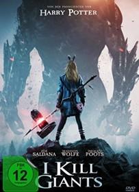 I Kill Giants (DVD)