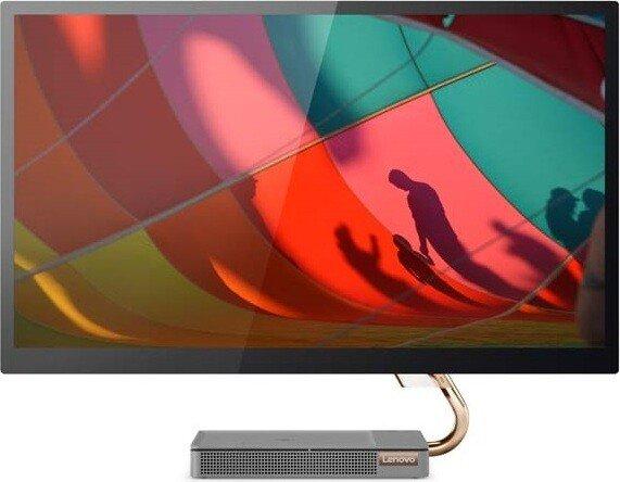 Lenovo IdeaCentre AIO 540-27ICB, Core i7-9700T, 16GB RAM, 1TB HDD, 256GB SSD (F0EK0021GE)