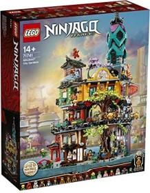 LEGO Ninjago - Die Gärten von Ninjago City (71741)