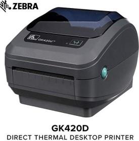 Zebra GK420d rev2, serial, parallel, USB (GK42-202520-000)