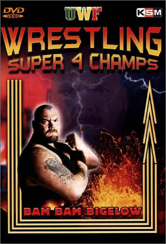 Wrestling - Super 4 Champs -- via Amazon Partnerprogramm