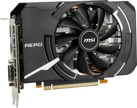 MSI GeForce GTX 1660 SUPER Aero ITX OC, 6GB GDDR6, DVI, HDMI, DP (V809-3262R)