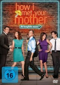 How I Met Your Mother Season 7 (DVD) (UK)