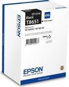 Epson Tinte 86XXL schwarz (C13T865140)