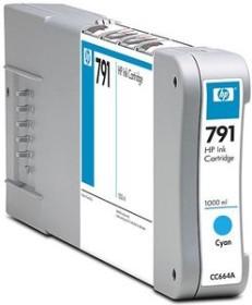 HP Tinte 791 cyan (CC664A)