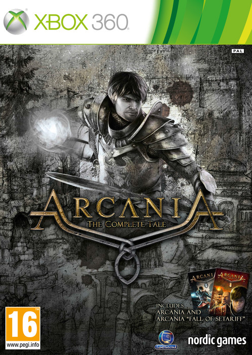 Arcania - Gothic 4 - The Complete Tale (English) (Xbox 360)