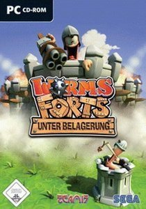 Worms Forts: Unter Belagerung (German) (PC)