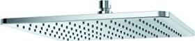 Kludi A-QA shower head Soft-Edge 300 chrome (645300500)