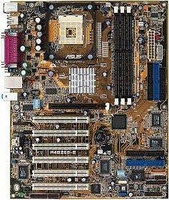 ASUS P4B266-E, i845D, USB2.0, audio, RAID (DDR)