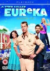 A Town Called Eureka Season 3.0 (DVD) (UK)