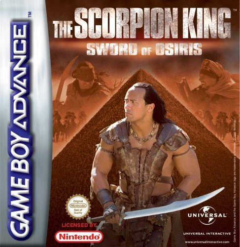 The Scorpion King: Sword of Osiris (GBA) -- via Amazon Partnerprogramm