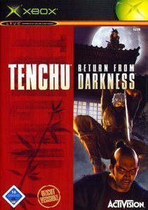 Tenchu - Return from Darkness (niemiecki) (Xbox) (XB-427)