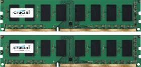 Crucial RDIMM Kit 16GB, DDR3L-1333, CL9, reg ECC (CT2KIT102472BD1339)