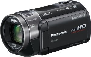 Panasonic HC-X800 black (digital)
