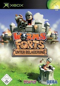 Worms Forts: Unter Belagerung (German) (Xbox)