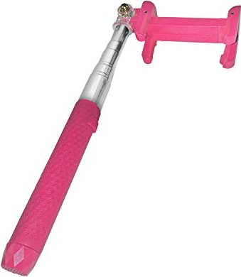 MLine Selfie Stick Pocket pink (HPOCKETSELFIEPK) -- via Amazon Partnerprogramm