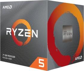 AMD Ryzen 5 3500X, 6C/6T, 3.60-4.10GHz, boxed (100-100000158BOX)