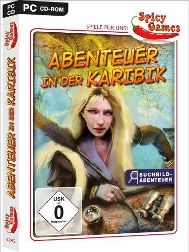 Abenteuer in der Karibik (deutsch) (PC) -- via Amazon Partnerprogramm
