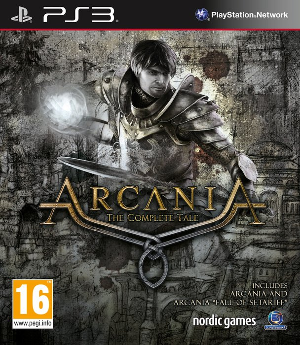 Arcania - Gothic 4 - The Complete Tale (English) (PS3)