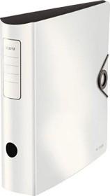 Leitz Qualitäts-Ordner 180° Active Solid 82mm, weiß (10471001)