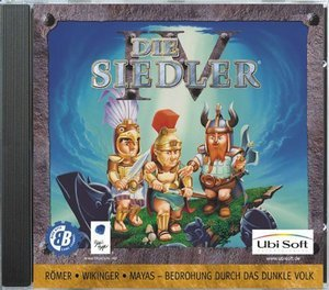 Die Siedler 4 (German) (PC)