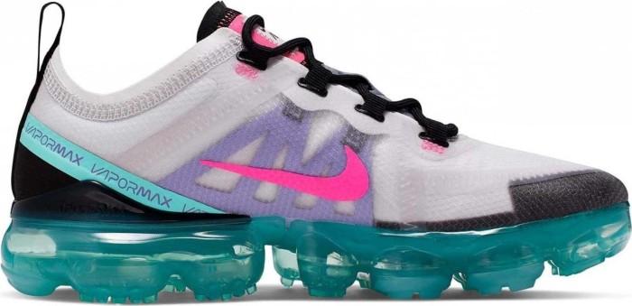 online retailer 9e89d 73b1b Nike Air VaporMax 2019 platinum tint/aurora/black/pink blast (ladies)  (AR6632-005)