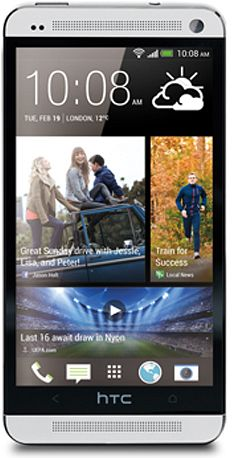 HTC One (M7) 32GB mit Branding
