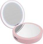 XtremeMac Powerbank Kosmetikspiegel rose (217388)