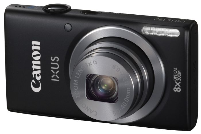 Canon Digital Ixus 132 black (8600B012)