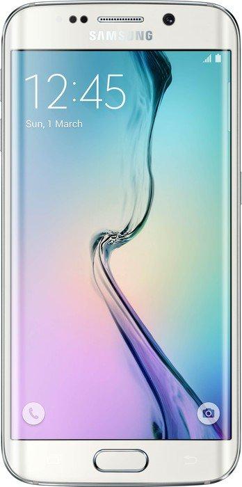 Samsung Galaxy S6 Edge G925F 32GB weiß
