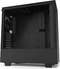 NZXT H510 schwarz, Glasfenster (CA-H510B-B1)