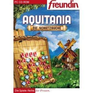 Freundin: Aquitania - Die Schatzsuche (deutsch) (PC)