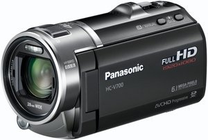 Panasonic HC-V700 black (digital)