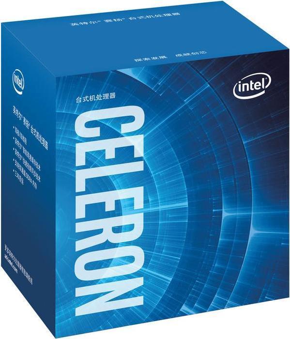 Intel Celeron G3900, 2x 2.80GHz, boxed (BX80662G3900)