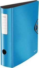 Leitz Qualitäts-Ordner 180° Active Solid 82mm, hellblau (10471030)