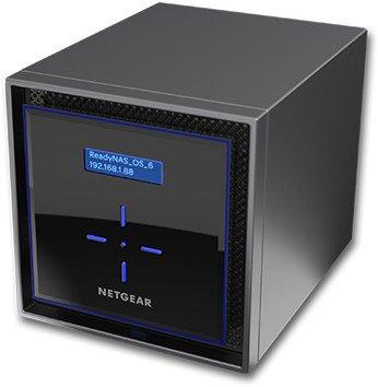 Netgear ReadyNAS RN424, 2x Gb LAN (RN42400)