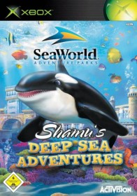 Sea World - Shamu's Deep Sea Adventures (Xbox)