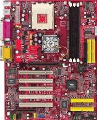 MSI MS-6380E, KT3 Ultra2, KT333/VT8235 (PC-2700 DDR)