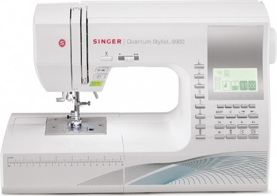 Singer Quantum Stylist 9960 Sewing Machine -- via Amazon Partnerprogramm